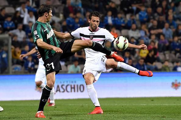 US Sassuolo Calcio v US Citta di Palermo - Serie A