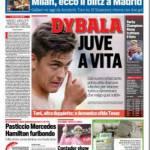 Corriere dello Sport – Dybala, Juve a vita