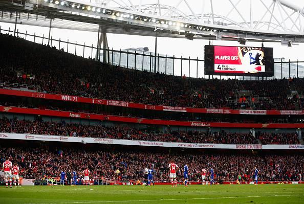 Arsenal v Chelsea - Premier League
