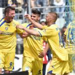 Frosinone-Chievo, voti e tabellino: Paloschi e Meggiorini regalano la vittoria ai veneti