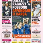 Gazzetta dello Sport – Questi ragazzi possono affondare il Barça