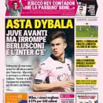 Gazzetta dello Sport – Asta Dybala