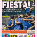 Gazzetta dello Sport – Fiesta!
