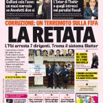 Gazzetta dello Sport – La retata