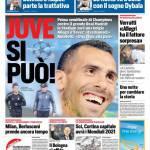 Corriere dello Sport – Juve si può