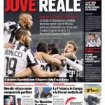 Corriere dello Sport – Juve Reale
