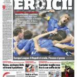 Corriere dello Sport – Eroici