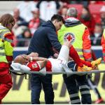 Foto – Infortunio shock per Elkin Soto: il club gli rinnova il contratto