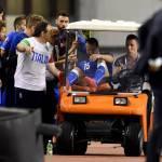 Sampdoria, infortunio gravissimo per De Silvestri