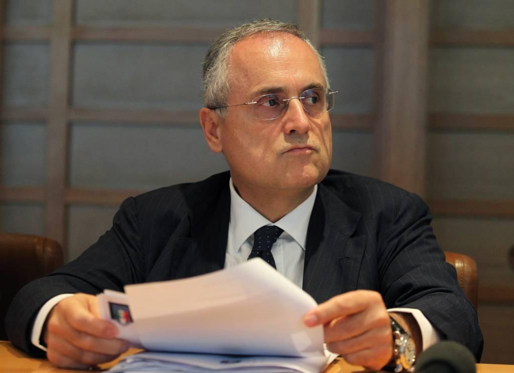 Calciomercato Juventus Lazio Lotito Luis Alberto
