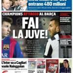 Corriere dello Sport – Fai la Juve