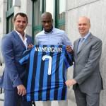 Inter, parla Kondogbia: 'Mancini mi ha convinto, vivo un sogno'