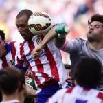 Inter, Miranda raffredda: 'Ancora un anno di contratto con l'Atletico Madrid'