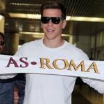 Calciomercato Roma, Ufficiale: Szczesny è un giocatore giallorosso!