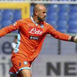 """Napoli, padre Reina: """"Vuole chiudere qui la carriera"""""""