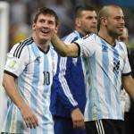 Argentina, doppia tegola: Mascherano e Messi in forse per la carriera nazionale