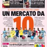 Gazzetta dello Sport – Un mercato da 10