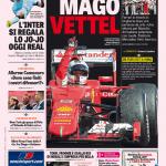 Gazzetta dello Sport – Mago Vettel