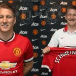 Manchester United, ecco Schweinsteiger: 'Sono nell'unico club per cui avrei lasciato il Bayern'