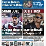 Tuttosport – Khedira 'Qui per vincere la Champions'