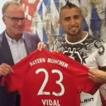 Calciomercato Juventus, Ufficiale: Vidal è del Bayern