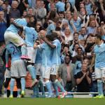Manchester City-Chelsea 3-0: Aguero, Kompany e Fernandinho danno una lezione a Mourinho