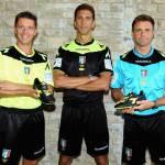 Serie A, gli arbitri della seconda giornata