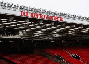 MANCHESTER, ENGLAND - AUGUST 22:  A general view of the stadium prior to the Barclays Premier League match between Manchester United and Newcastle United at Old Trafford on August 22, 2015 in Manchester, England.  (Photo by Julian Finney/Getty Images)