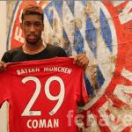 Bayern Monaco, Coman: 'Un grande passo per la mia carriera'