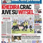 Rassegna Stampa: Corriere dello Sport – Khedira Crac