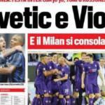 Corriere dello Sport – Jovetic e viola sì