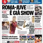 Rassegna Stampa: Corriere dello Sport – Roma_Juvem è già show