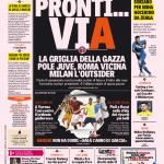 Gazzetta dello Sport – Pronti…ViA