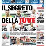 Corriere dello Sport – I segreti della Juve