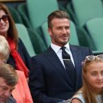 Milan, la gaffe di Beckham: 'Vorrei che i rossoneri vincessero la Champions'