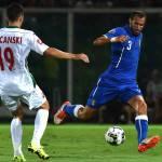 Italia-Bulgaria, Giorgio Chiellini: 'Partite da sfruttare al massimo: il calcio si è livellato'