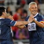 Milan, senti Baggio: 'Balotelli è tra i migliori al Mondo. Berardi? Grande talento'