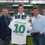 Calciomercato Real Madrid, torna di moda Julian Draxler