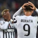 Juventus, dalla Spagna: un mese di stop per Morata