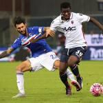 Sampdoria-Bologna 2-0, voti e tabellino: Eder e Soriano, che perle!