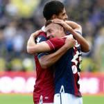 Bologna-Frosinone 1-0, voti e tabellino: prima vittoria per i rossoblù