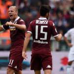 Torino-Palermo 2-1: voti e tabellino, Maxi Lopez e Benassi stendono i siciliani