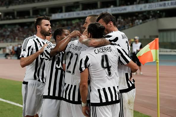 Juventus v S.S. Lazio - 2015 Italian Super Cup