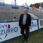 FIGC, Carlo Tavecchio difende gli arbitri: 'Non mi piacciono le proteste'