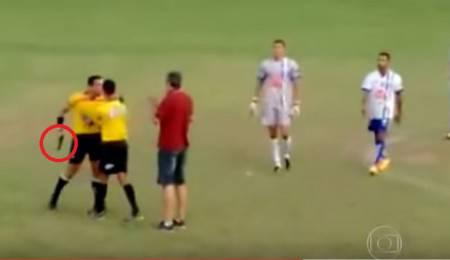 arbitro brasile