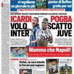 Corriere dello Sport – Mamma che Napoli