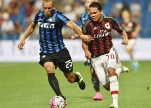 US Sassuolo, FC Internazionale, AC Milan - TIM Preseason Tournament