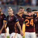 Roma-Barcellona, Florenzi: 'Il gol? Sono emozionato. Testa al Sassuolo'