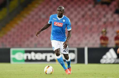 Koulibaly © Getty Images