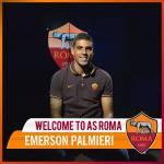Calciomercato Roma, Palmieri si presenta: 'Il mio idolo è Cafu, sono un guerriero'